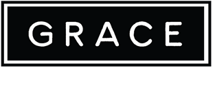 Grace Pizza and Shakes Logo